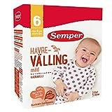 Semper Havre Valling - Mild Baby-Getreide Hafer Drink von 6 Mon. 725g