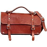 L'ENVELOPPE pouch bag stile busta in pelle tracolla rimovibile PAUL