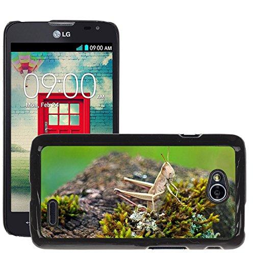 Nur Handy HOT Style Handy PC Hard Case Cover//m00138752caelifera Heuschrecke//LG Optimus L70MS323
