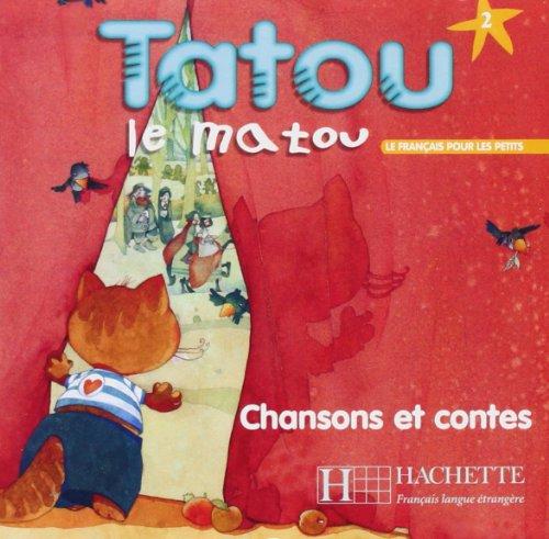Tatou le Matou 2 (Frans) por Muriel Piquet