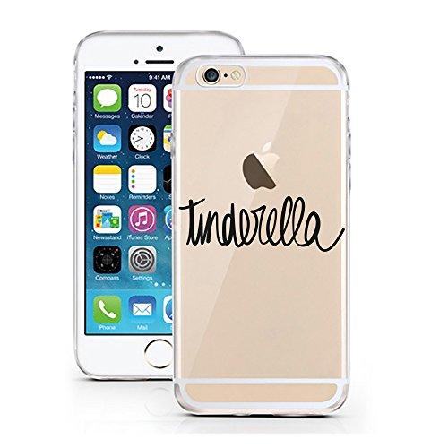 iPhone 7 Hülle von licaso® für das Apple iPhone 7 aus TPU Silikon SW Stern Star Krieg Wars Muster ultra-dünn schützt Dein iPhone 7 & ist stylisch Schutzhülle Bumper in einem (iPhone 7, SW) tinderella