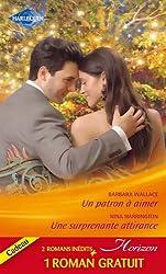 Un patron à aimer - Une surprenante attirance - Un fabuleux mariage : (promotion) (Horizon)