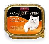 Animonda vom Feinsten 83254 Mix1 Geflügel-Kreationen 32 x 100 g – Katzenfutter - 2
