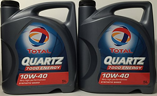 Lubricante motor TOTAL QUARTZ 7000 ENERGY 10W-40 10