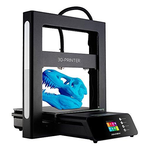 JGAURORA 3D Drucker, LCD Touchscreen Upgrade Desktop 3D Drucker 305 * 305 * 320 mm Große Druckgröße, Unterstützung PLA / Holz / TPU / ABS 3D Filament, DIY 3D Drucker Kit Industrie Schule Heimgebrauch