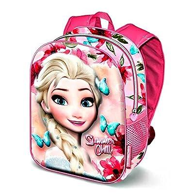 Mochila 3D Frozen Disney Summer Chill 31cm por Karactermania