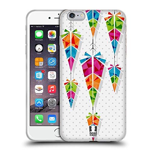 Head Case Designs Fatima Hamsa Cover Morbida In Gel Per Apple iPhone 7 / iPhone 8 Campane Tubolari