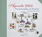 Agenda Point de croix 2014 : Promenades en France