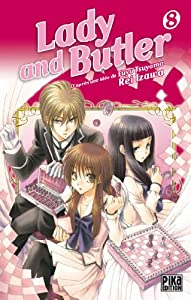 Lady and Butler Edition simple Tome 8