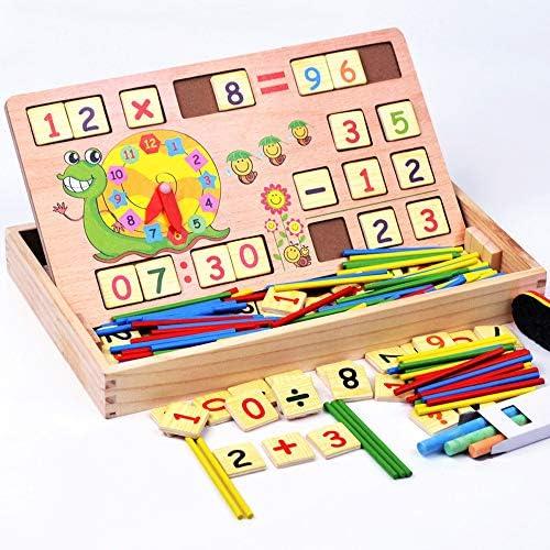 LYX Jouets Éducatifs Au Début Multi-Fonction Boîte d'apprentissage Numérique Informatique (Coloré)   Techniques Modernes