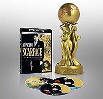 Scarface: The World Is Yours - Edizione Limitata 4K Ultra Hd Con Statuetta  (3 Blu Ray)
