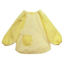 Generic Cute Baby ToddLer Kids Children Bib- Yellow