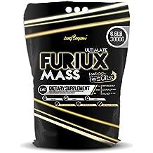Big Man Nutrition Ultimate Furiux Mass Suplementos Fresa - 3000 gr