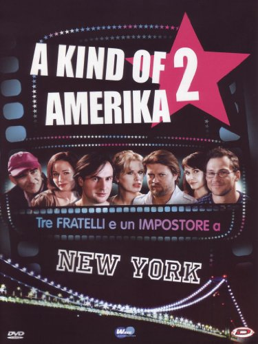 A kind of Amerika 2