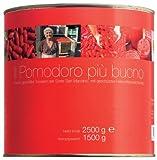 Pomodori pelati di San Marzano, San Marzano Tomaten, ganz & geschält, 2.500g