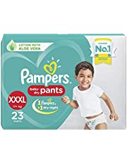 Pampers New Diaper Pants, XXX-Large (23 Count)