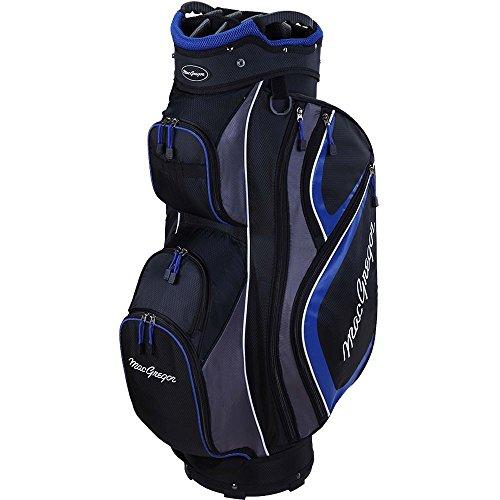 MacGregor Golf 2018 TP-1 10″ Cart Bag Mens Trolley Bag 14 Way Divider