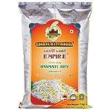 #5: SHRILALMAHAL Empire Basmati Rice (Most Premium) (1 kg x 10)