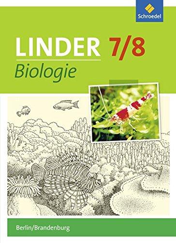 LINDER Biologie SI - Ausgabe 2016 für Berlin und Brandenburg: Schülerband 7 / 8