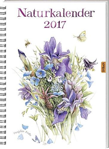 Naturkalender 2017 par Marjolein Bastin