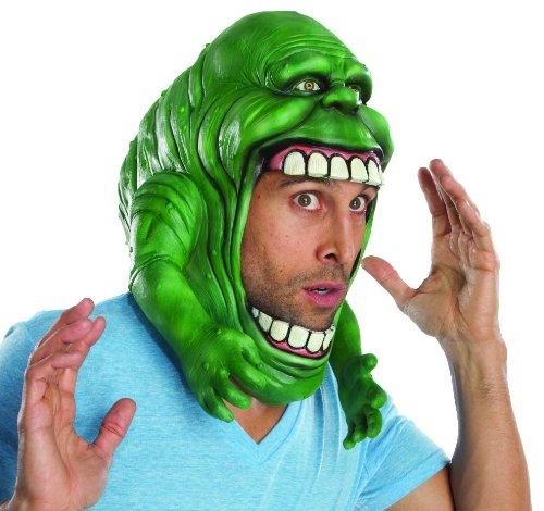 Kostüm-Kopfbedeckung 'Ghostbusters Slimer' Für Erwachsene (Kinder Slimer Kostüm)