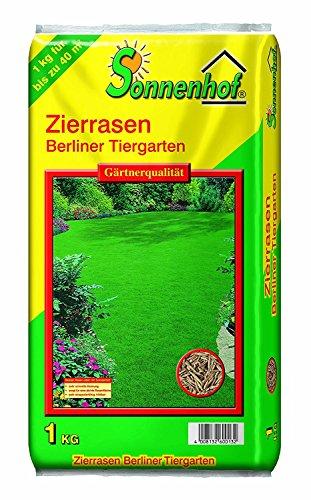 Rasensaat 10Kg Berliner Tiergarten für bis zu 400m²