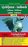 Laibach 1:10.000 City Pocket + The Big Five, wasserfest - Freytag-Berndt und Artaria KG