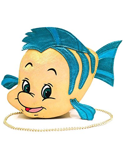 ey Flounder Crossbody Bag (Little Mermaid Flunder)