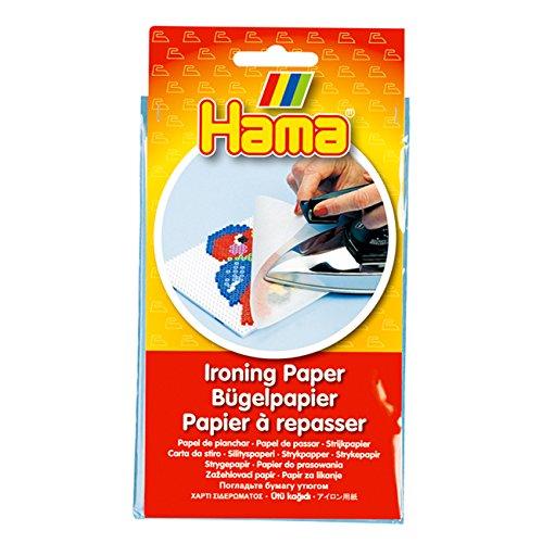 Hama Beads - Papel de planchado 3 hojas