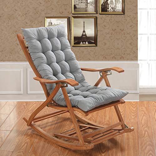 YYRZGW Verdicken Lounge Sessel Kissen Sitzkissen Komfort Polyester Passt bürostuhl Rollstuhl Auto Esszimmerstuhl-Hellblau