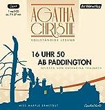 16 UHR 50 AB PADDINGTON - CHRI by Agatha Christie (2013-08-19)