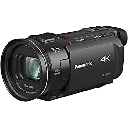 Panasonic hc-vxf1-numérique (4K, zoom optique 24x, grand Angle 25mm, capteur MOS, objectif Leica DICOMAR)- Version étrangère