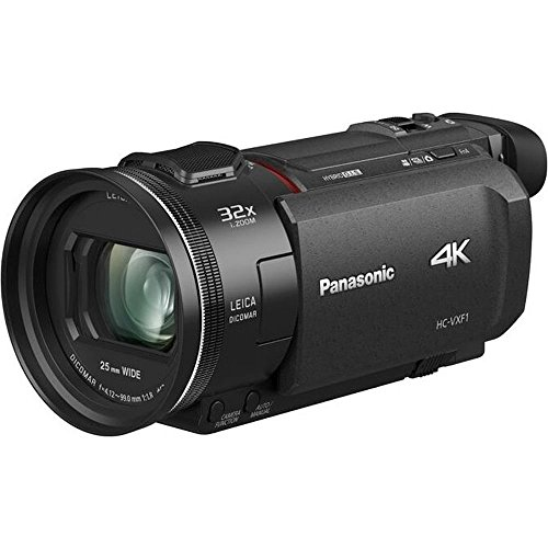Panasonic HC-VXF1 Black