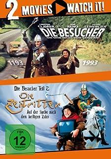 Die Besucher / Die Zeitritter [2 DVDs]