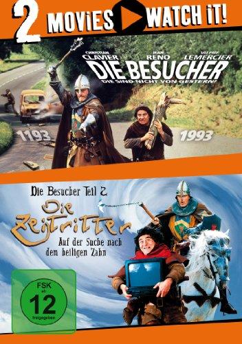 Bild von Die Besucher / Die Zeitritter [2 DVDs]