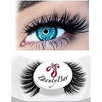 GO Girl. belleza Bar 3d autoadhesivo hecho a mano Glamorous Natural negro ojo de visón