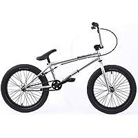 KHE bicicletta BMX COPE, grigio fumo-metallo cromato, Modello 2016 - Mongoose Bmx Bike