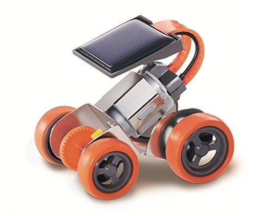 InproSolar Solar Star-Minicar. - Bausatz