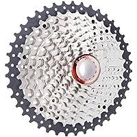 Mogustore ZTTO Bicicleta de Montaña Plegable 11-42T Ruedas Volantes Bicicleta de 10 Velocidades Tipo