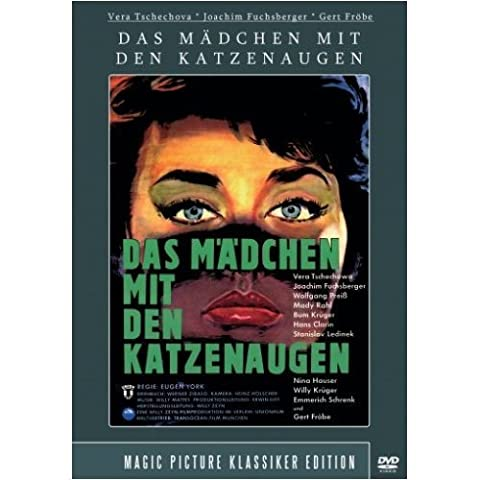 The Girl with the Cat Eyes ( Das M?dchen mit den Katzenaugen ) by Vera Tschechowa