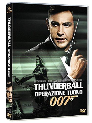 007 Thunderball Operazione Tuono [Italia] [DVD]