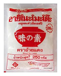 Ajinomoto Glutamate de sodium 250 g