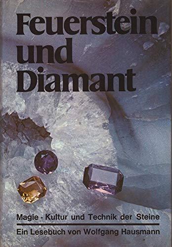 Feuerstein und Diamant. Magie, Kultur und Technik der Steine (Magie Verkauf Von Kunst)