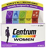Centrum Women Supplements - Pack of 60 Tablets - Best Reviews Guide