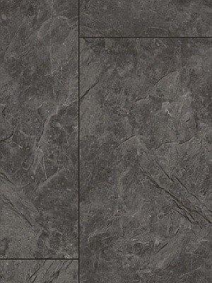 Schiefer Laminat (PARADOR Laminat Schiefer achatgrau Stein Struktur Minifase Klicklaminat 2,105 m²)