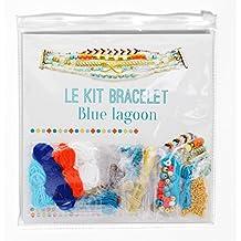 Le Kit Bracelet Blue lagoon