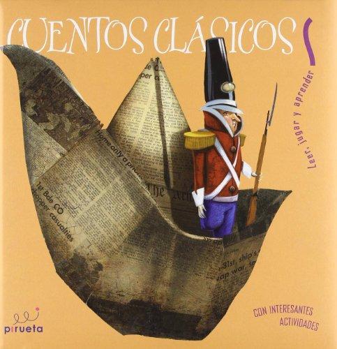 Cuentos Clasicos Iv Naranja (Leer, Jugar Y Aprender) por Aa.Vv.