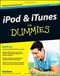 iPod & iTunes For Dummies (For Dummies (Computers)) by Tony Bove (2012-01-06)