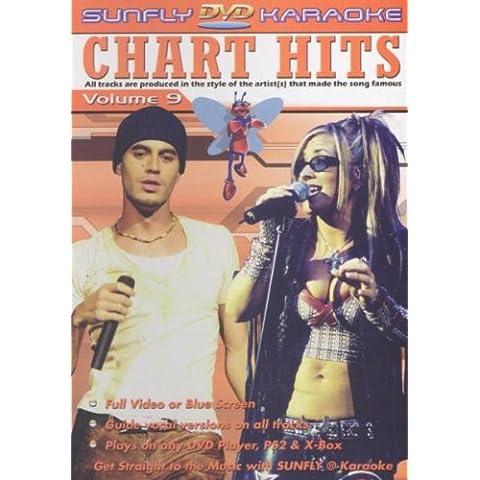 Sunfly DVD - Karaoke - Chart Hits - Vol. 9