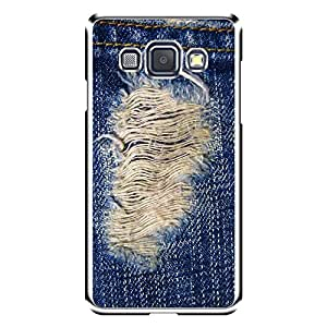 """MOBO MONKEY Designer Printed 2D Transparent Hard Back Case Cover for """"Samsung Galaxy A8 / A8 Duos"""" - Premium Quality Ultra Slim & Tough Protective Mobile Phone Case & Cover"""